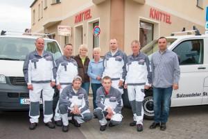 Malerfirma Knittel Team