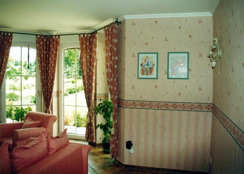 Wohnzimmer in landhausstil